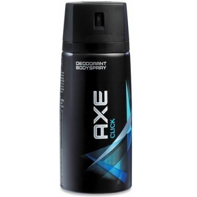 Xịt thơm khử mùi Axe Click 150ml