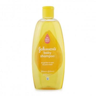 Dầu gội không cay mắt cho bé Johnson Baby Shampoo 300ml