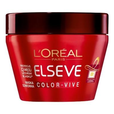 KEM HẤP TÓC NHUỘM L'OREAL ELSEVE COLOR-VIVE 300ml