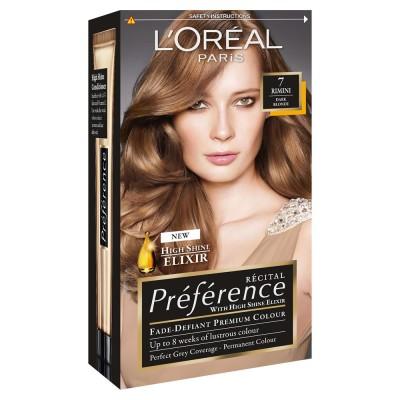 Thuốc nhuộm tóc L'oreal Recital Preference - Đức