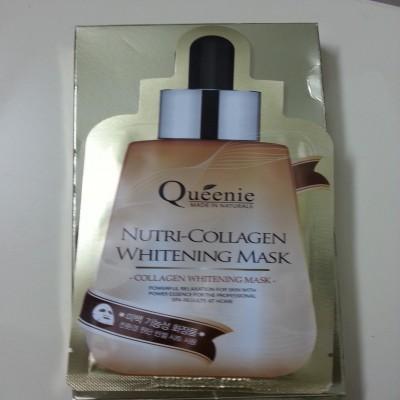 Mặt nạ Queenie trắng da và bổ sung Collagen