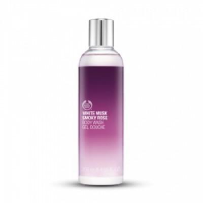 Sữa tắm cao cấp White Musk Smoky Rose Shower Gel