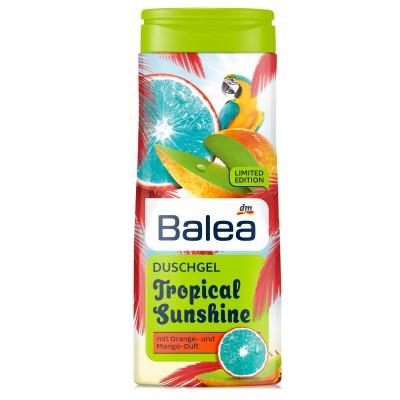 Sữa tắm dưỡng thể BaleaTropical Sunshine 300ml