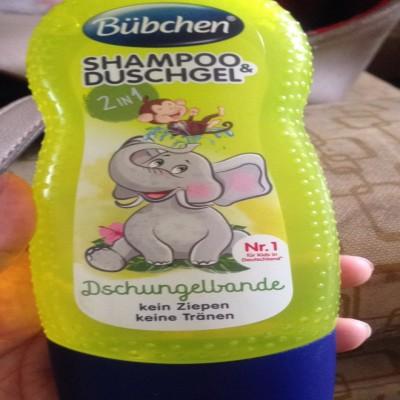 Sữa tắm gội Bubchen hương hoa quả 230ml (Trên 1 tuổi)