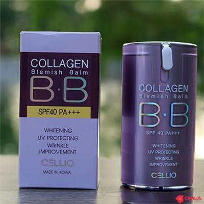 Kem BB Collagen Cellio Cream