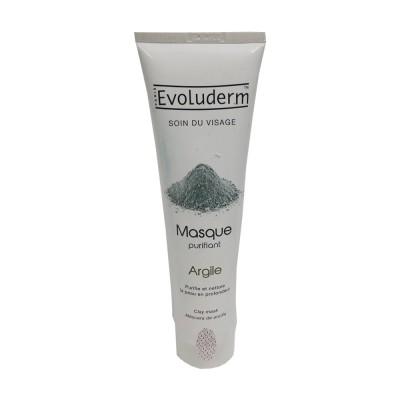 Mặt nạ cao cấp Evoluderm Masque Purifiant au karité 150ml Pháp