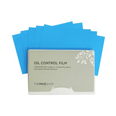 Giâý thấm dầu OIL Control Film The Face Shop