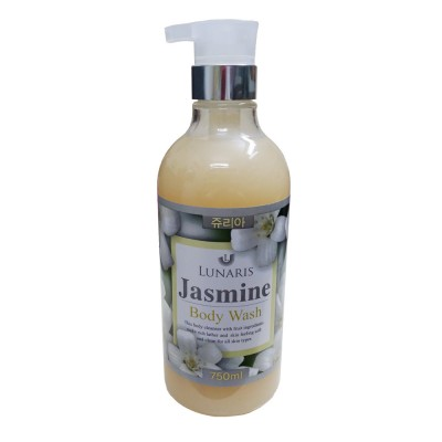 Sữa tắm Dưỡng thể Lunaris Jasmine Hương Bưởi 750ml -Hàn Quốc