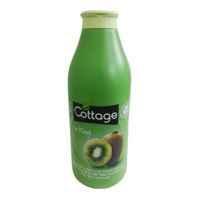 Sữa tắm dưỡng trắng da Cottage hương Kiwi 750ml