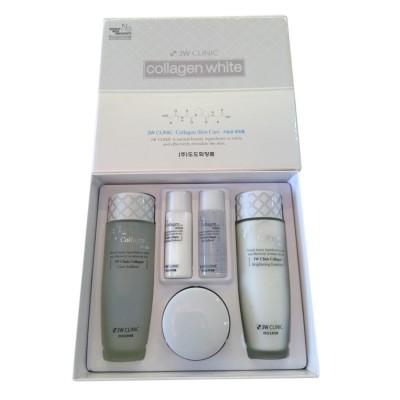 Bộ dưỡng trắng cao cấp 3W Clinic Collagen White - Hàn Quốc
