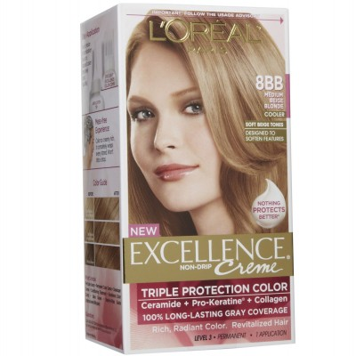 Thuốc nhuộm tóc L'oreal Excellence Creme -Mỹ