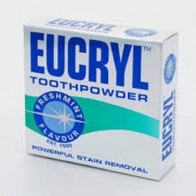 Bột tẩy trắng răng EUCRYL từ UK