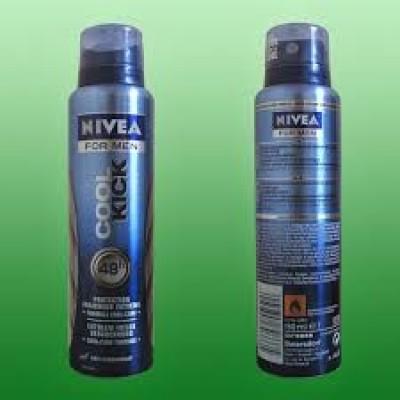 Xịt khử mùi toàn thân Nivea for men