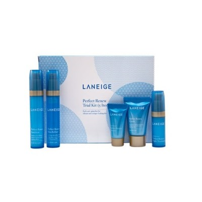 Bộ dưỡng da chống lão Laneige Perfect Renew Trial Kit (5 sản phẩm)