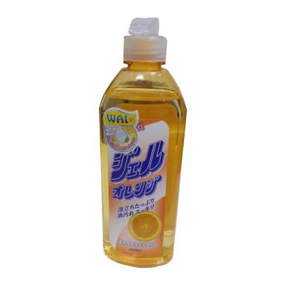 Nước rửa chén cao cấp WAI tinh chất chanh 400ml -Nhật Bản