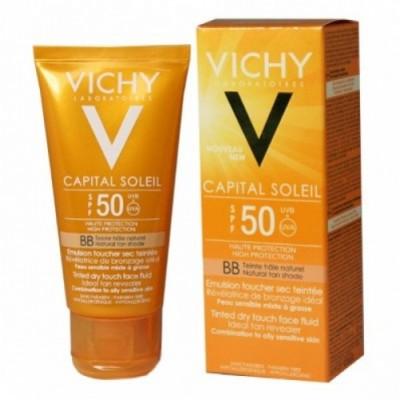 Kem chống nắng Vichy SPF 50 PA+++ 50ml