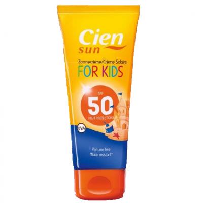 Kem chống nắng trẻ em Cien Sun  - Đức