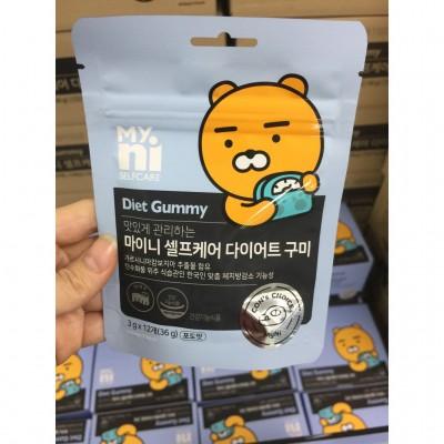 Kẹo Giảm Cân Diet Gummy Hàn Quốc
