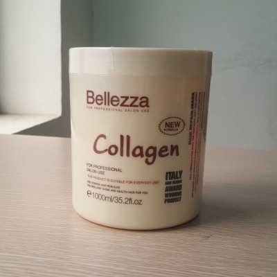 Ủ tóc Collagen Bellezza 1000ml
