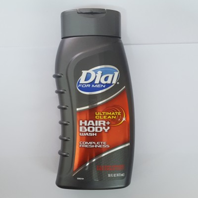 Sữa tắm gội Dial For Men 473ml
