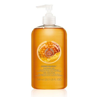 Sữa tắm cao cấp mật ong The Body Shop Anh 750ml