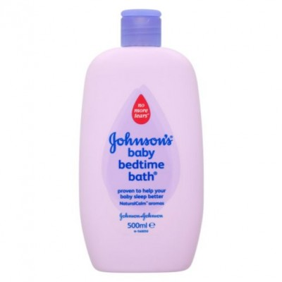 Sữa tắm JohnSon Baby Bedtime Bath 500ml - Anh