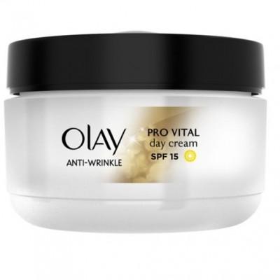 Kem dưỡng ẩm chống lão hóa ngày Olay Anti-Wrinkle Pro Vital Anti-ageing Moisturiser Day Cream