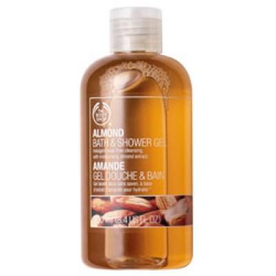 Gel tắm tinh chất hạnh nhân The Body Shop 250ml