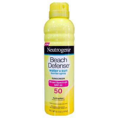 Kem chống nắng đi biển NEUTROGENA BEACH DENFENSE SPF 50+ 184g - Mỹ