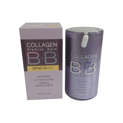 Kem lót nền BB Cellio Collagen