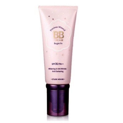 Kem nền PRECIOUS MINERAL BB CREAM BRIGHT FIT SPF30 / PA++