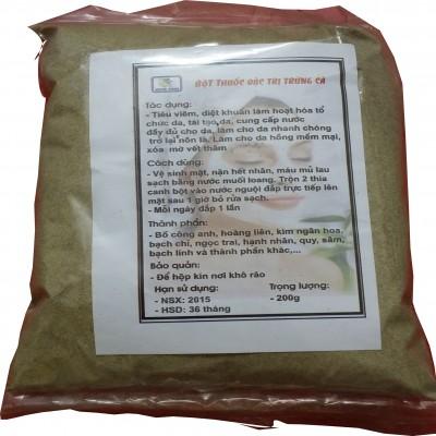 Bột đắp đặc trị trứng cá 200g