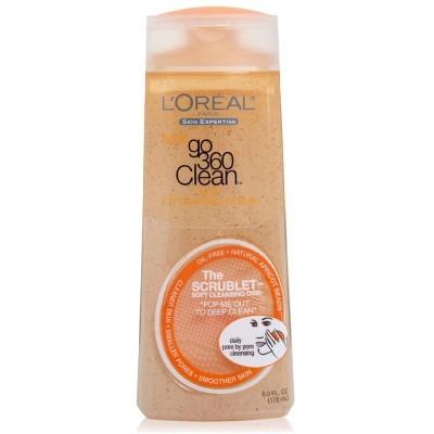 Sữa rửa mặt L'Oreal go 360 tẩy tế bào