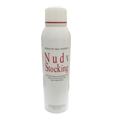 Tất phun  Nudv Stocking 160ml siêu thật chân Pháp