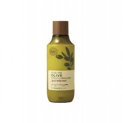 Sữa Dưỡng Olive Essential Emulsion The Face Shop
