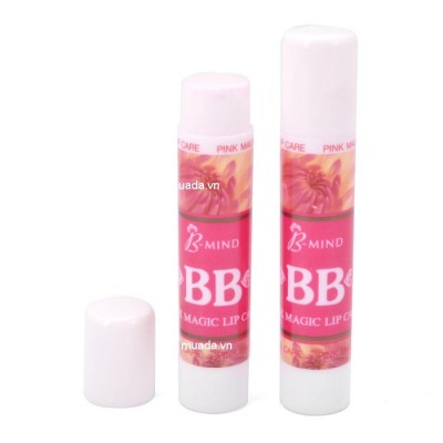 Son BB Pink Magic Lip - Thái Lan