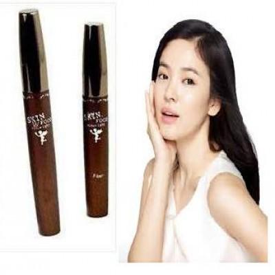 Bộ đôi Mascara và nối mi Skinfood - Hàn Quốc