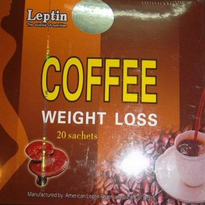 Cà phê giảm cân Leptin Linh Chi -Mỹ (E008)
