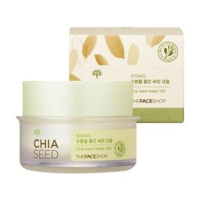 Kem Dưỡng da Chia Seed Moisture Holding Seed The Face Shop