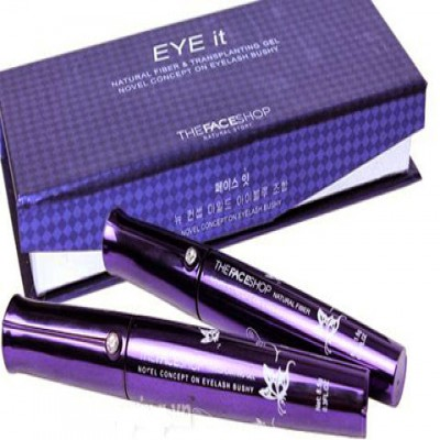 Bộ Mascara The Face Shop Eye it - Hàn Quốc