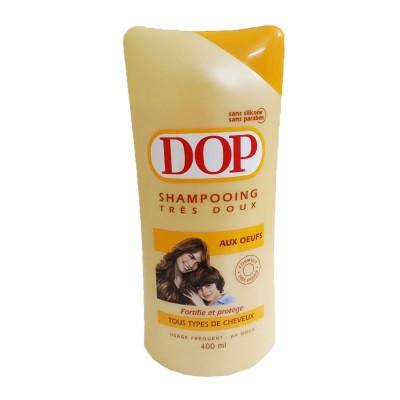 Dầu Gội cao cấp Dop Aux Oeufs phục hồi tóc hư tổn 400Ml - Pháp
