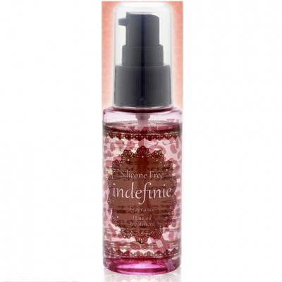 Dầu trị liệu cho tóc Indefinie Fragrance Hair Oil Treatment 50ml - Nhật Bản