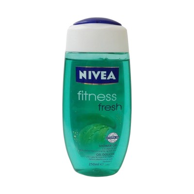 Sữa tắm Nivea Fitness fresh 250ml