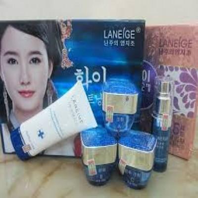 Bộ kem trị nám cao cấp Laneige 5 in 1 - Hàn Quốc