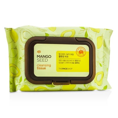 Giấy tẩy trang Mango Seed Cleansing Tissue Skincare