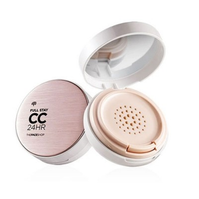Kem nền CC Cream Full Stay 24HR The Face Shop 16g - Hàn Quốc