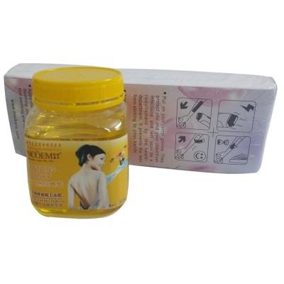 Bộ sáp tẩy lông cơ thể dạng sáp ong Lacoem - Hàn Quốc