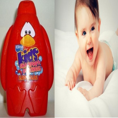 Sữa tắm gội Elina Kids Đức