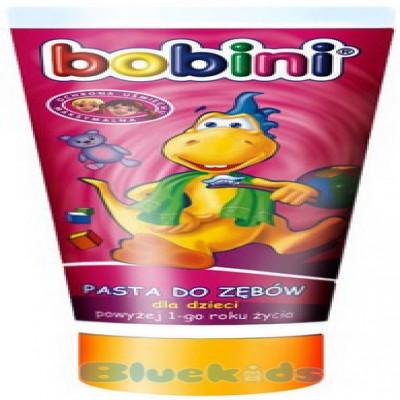 kem đánh răng Bobini vị dâu dành cho trẻ em từ Đức