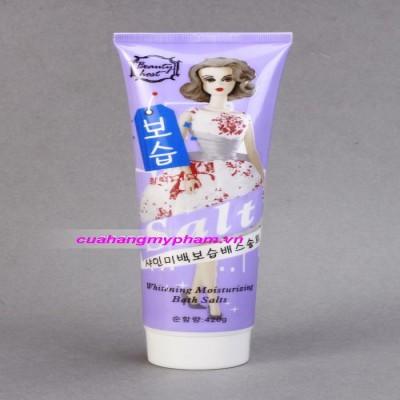 Muối tắm trắng tẩy da chết  da Beauty Host Hàn Quốc
